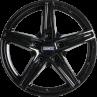 Fondmetal 8100 Negro Brillo 7x17