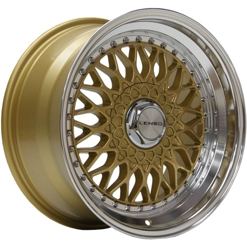 Lenso Bsx Gold 7.5x16 + 9x16