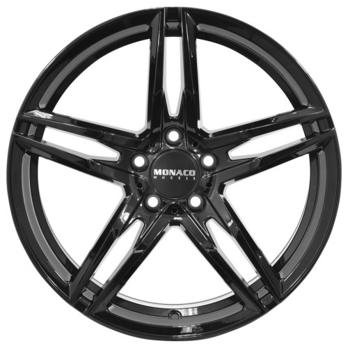 Monaco GP1 Negra Brillo 7x16