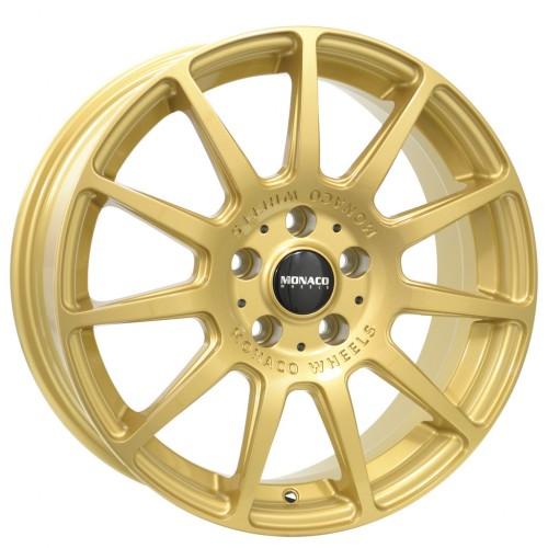 Monaco Rallye Gold 7x17