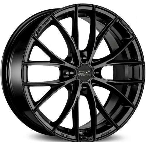 Oz Racing Italia Negro Mate 7x17
